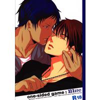 [Boys Love (Yaoi) : R18] Doujinshi - Kuroko's Basketball / Aomine & Kagami (one-sided game Blue) / RRO