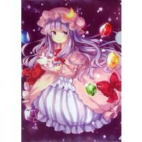 Plastic Folder - Touhou Project / Patchouli Knowledge