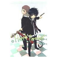 Doujinshi - Blue Exorcist / Renzo x Rin (HappyParadox) / Honey Owion