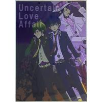 Doujinshi - Blue Exorcist / Mephisto x Rin Okumura (Uncertain Love Affair) / ノクプラ