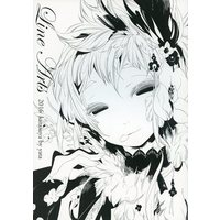 Doujinshi - Illustration book - Line Arts / カラス屋