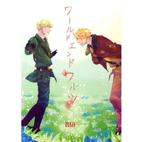 [Boys Love (Yaoi) : R18] Doujinshi - Hetalia / America x United Kingdom (ワールドエンド ワルツ) / アメヤ