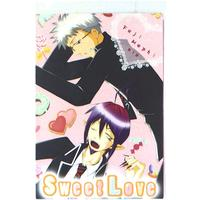 [Boys Love (Yaoi) : R18] Doujinshi - Novel - Blue Exorcist / Mephisto (Sweet Love) / みくろーど