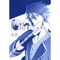 [Boys Love (Yaoi) : R18] Doujinshi - K (K Project) / Saruhiko x Misaki (BLUE OUT Lost scene) / planet