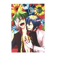 Doujinshi - Blue Exorcist / Mephisto x Amaimon (Heart) / level:75