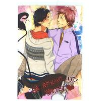 Doujinshi - Anthology - Blue Exorcist / Renzo x Rin (召しませダーリン愛のまま *合同誌) / LustLabo