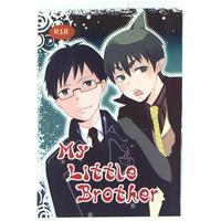 [Boys Love (Yaoi) : R18] Doujinshi - Blue Exorcist / Amaimon x Yukio Okumura (My Little Brother) / LOTTA