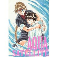 [Boys Love (Yaoi) : R18] Doujinshi - Mobile Suit Gundam Wing / Duo Maxwell x Heero Yuy (AQUA SATELLITE) / FINDER‐W