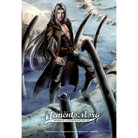 Doujinshi - Novel - Illustration book - Final Fantasy VII / Sephiroth x Cloud Strife (memento mori) / ナトリウムランプ