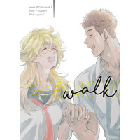 Doujinshi - IRON-BLOODED ORPHANS / Norba Shino x Eugene Seven Stark (walk together) / spleen