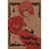 Doujinshi - Anthology - K (K Project) / Totsuka & Mikoto (happy boy happy day *合同誌) / 100Mジャック/中2グミ
