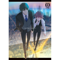 [Boys Love (Yaoi) : R18] Doujinshi - Blood Blockade Battlefront / Leonard Watch & Steven A Starphase (アフターポーカー) / 学徒士団