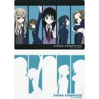 Plastic Sheet - K-ON!