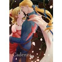 [NL:R18] Doujinshi - Final Fantasy VI / Edgar Roni Figaro x Tina (Final Fantsy Series) (Cadenza) / Day Light