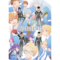 Doujinshi - Ensemble Stars! / All Characters & UNDEAD (16UNDEAD) / FRAS