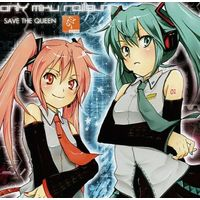 Doujin Music - only miku railgun / SAVE THE QUEEN / SAVE THE QUEEN