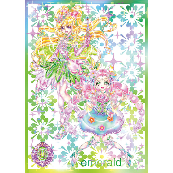 Doujinshi - Illustration book - Mahoutsukai Precure! / Cure Flora & Asahina Mirai (Cure Miracle) & Izayoi Riko (Cure Magical) (cureup blooming) / いつもこんな感じ。