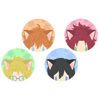 Badge - Ensemble Stars!