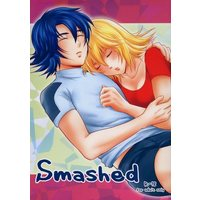 [NL:R18] Doujinshi - Mobile Suit Gundam SEED / Athrun Zala x Cagalli Yula Athha (Smashed) / A×C love nest