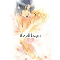 [NL:R18] Doujinshi - Anthology - Mobile Suit Gundam SEED / Athrun Zala x Cagalli Yula Athha (It's all begin) / Loving You!