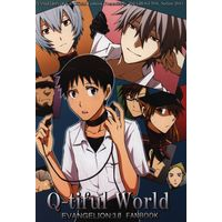 Doujinshi - Evangelion / Kaworu x Shinji (Q‐tiful World) / Tsugihagi Toy