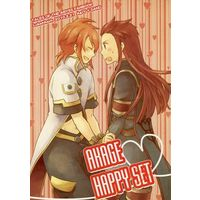 Doujinshi - Anthology - Tales of the Abyss / Luke fon Fabre x Asch (AKAGE HAPPY SET) / Ag/Y/SAND
