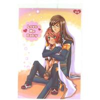 Doujinshi - Tales of the Abyss / Jade x Luke (Love Me Baby) / い.ん.て.り/BOOSAGI