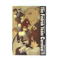 Doujinshi - Anthology - Tales of Vesperia / All Characters (Tales Series) (The Fedrok Team Carnival!! *合同誌) / 飛びかけ風見鶏/TEAM JUNK