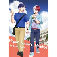 Doujinshi - My Hero Academia / Todoroki Shouto x Iida Tenya (Happy Summer Holiday!) / ソロモフ