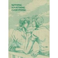 Doujinshi - ONE PIECE / Sanji x Zoro (NOTHING SOMETHING EVERYTHING 前編) / NKK