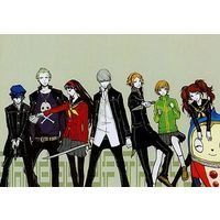 Doujinshi - Persona3 (P3+P4_Shadow of the year) / sagajima