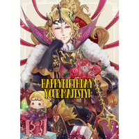 Doujinshi - Anthology - Fire Emblem Series / Marks (Fire Emblem) (Happy birthday your majesty!) / Kabo+