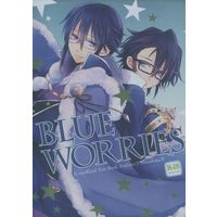 [Boys Love (Yaoi) : R18] Doujinshi - K (K Project) / Saruhiko x Reisi (BLUE WORRIES) / サメキングダム