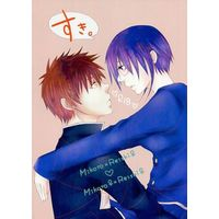[Boys Love (Yaoi) : R18] Doujinshi - Anthology - K (K Project) / Mikoto x Reisi (すき。) / エントランス/yggdrasill