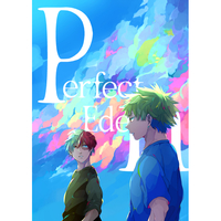 Doujinshi - Novel - My Hero Academia / Bakugou Katsuki x Todoroki Shouto (Perfect Eden) / わだつみ