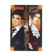 Doujinshi - Anthology - Gyakuten Saiban / Naruhodou x Mitsurugi (ON TRIAL NOW *合同誌) / おもちゃの缶詰