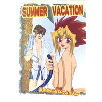 Doujinshi - Anthology - Yu-Gi-Oh! / Kaiba x Yugi (SUMMER VACATION およめにおいでよ!!Ver *合同誌) / BUGMANIA/CHEAP☆TRICK