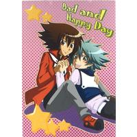 Doujinshi - Yu-Gi-Oh! GX / Judai x Johan (Bad and Happy Day) / Happy Day