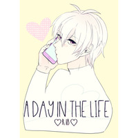 [Boys Love (Yaoi) : R18] Doujinshi - IDOLiSH7 / Yotsuba Tamaki x Ousaka Sougo (A DAY IN THE LIFE) / WOOL