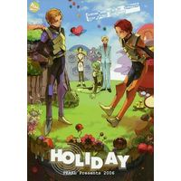 Doujinshi - Mobile Suit Gundam SEED / Orga Sabnak x Clotho Buer (HOLIDAY) / PEARL