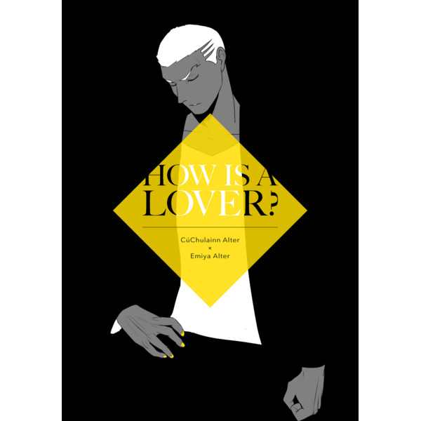Doujinshi - Fate/Grand Order / Lancer & Archer (How is a lover ?) / まるまる