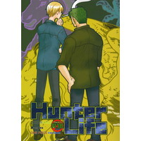 [Boys Love (Yaoi) : R18] Doujinshi - Novel - ONE PIECE / Zoro x Sanji (HUNTERLIFE) / 黒いたぬき缶