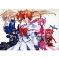 Plastic Sheet - Magical Girl Lyrical Nanoha