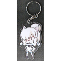 Key Chain - Kemono Friends / Alpaca Suri