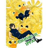 Doujinshi - Novel - Final Fantasy VII / Zack Fair x Cloud Strife (CHOCOBO DE IPPAI !) / 心に旋風を