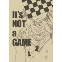 Doujinshi - Novel - Danganronpa V3 / Oma Kokichi x Yumeno Himiko (It's NOT a GAME) / ロマンスラバー