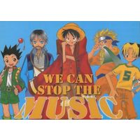 Doujinshi - WE CAN STOP THE MUSIC / 少女館/プッチンプリン/まんぷくランチ/他
