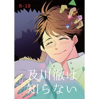 [Boys Love (Yaoi) : R18] Doujinshi - Novel - Anthology - Haikyuu!! / Iwaizumi x Oikawa (及川徹は知らない) / 色モノ
