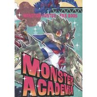 Doujinshi - MONSTER HUNTER (MONSTER ACADEMiA) / FLiP