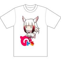 T-shirts - Kemono Friends / Crested Ibis Size-L
